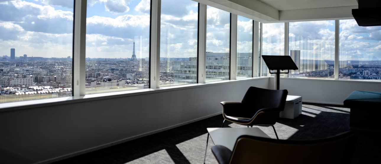 Bureaux du Cabinet de Conseil en Gestion de Patrimoine pour Expatrié à Paris France